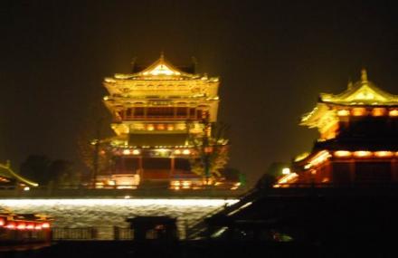 凤城夜游舫
