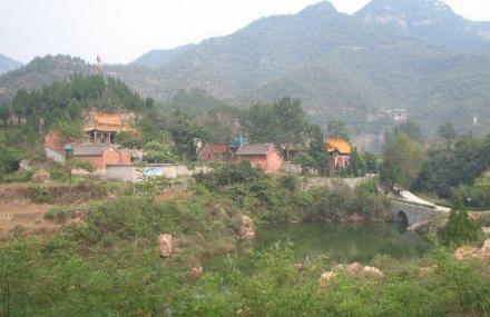 玉仙圣母庙