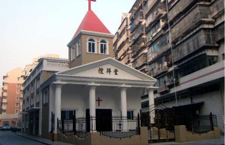 南塔基督教会