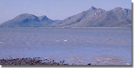 海上仙境乳山口