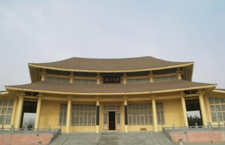 挥公陵舜帝宫
