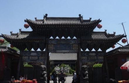 晋中太行龙口景区