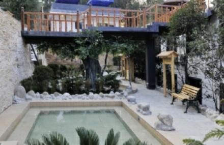 金沙温泉度假中心