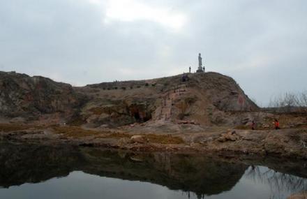 柳山湖旅游风景区
