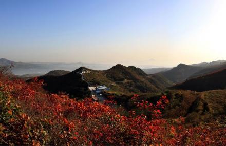 郑州竹林长寿山景区