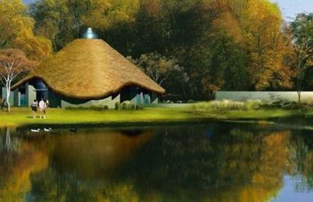 白鹭岛温泉公园