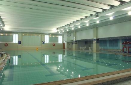 上阳光禾游泳馆