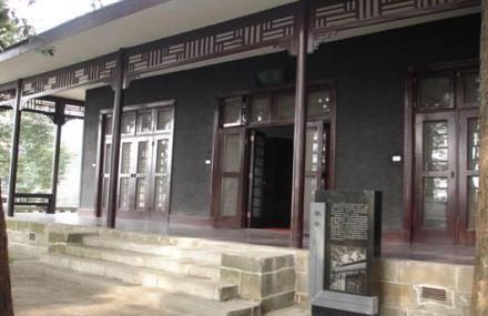 抗战遗址博物馆