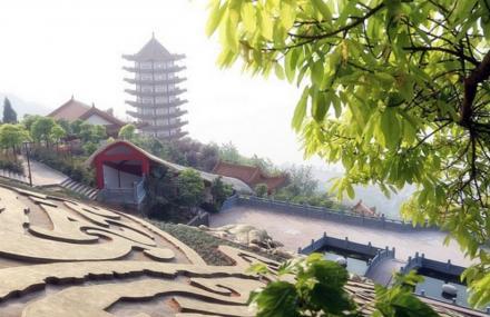 五鱼山玉皇圣地旅游景区