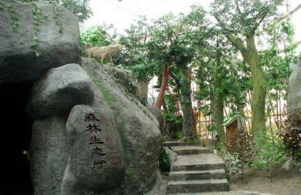 宝天曼自然博物苑