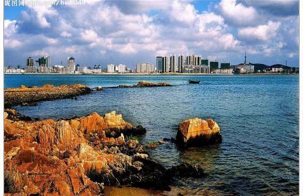 唐岛湾海云海上乐园