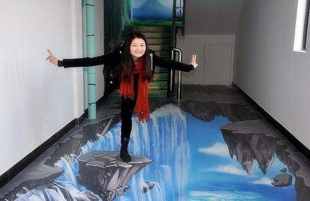 千岛湖魔幻3D馆