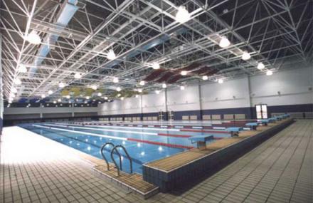 北京语言大学游泳馆