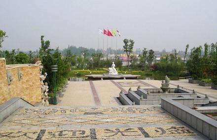 海皇星生态园