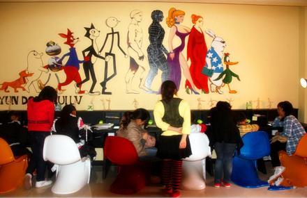 郑州芭迪动漫体验馆