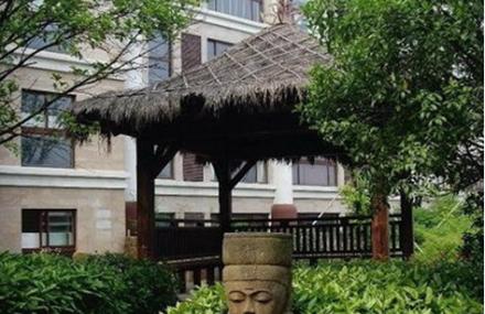 巴厘原墅沃阁温泉
