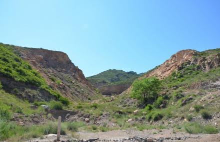 白石头沟生态旅游区