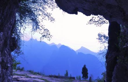 山洞旅游設計圖