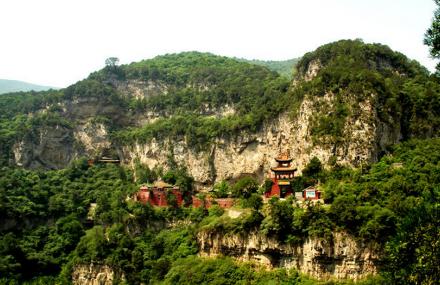 仙洞沟风景名胜区