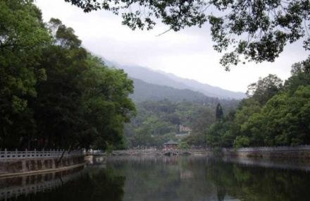 安县罗浮山风景区