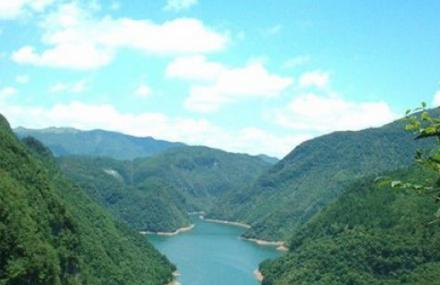涟源湄江风景区
