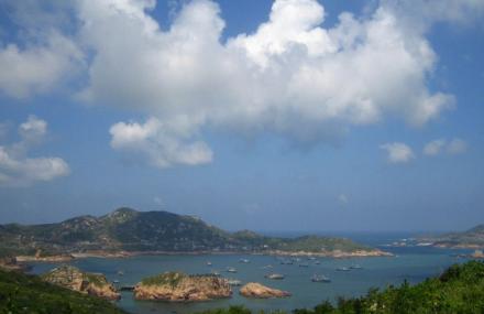 舟山嵊泗列岛