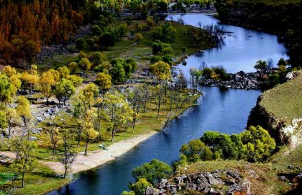 大同乌龙峡生态旅游度假区