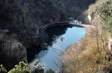 西峡银树沟生态旅游区