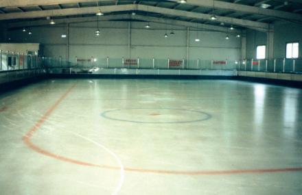 宝龙冠军溜冰场