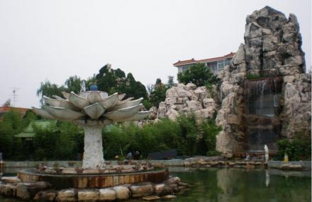 天堂湖温泉度假山庄