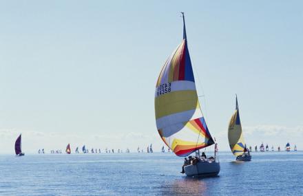 淀山湖国旅帆船体验中心