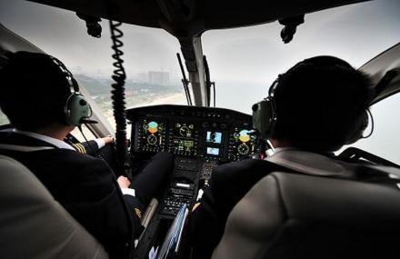 厦门直升机空中游览