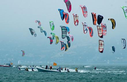 厦门风筝冲浪培训基地