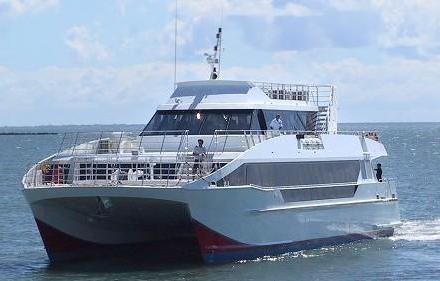 九洲港客运码头