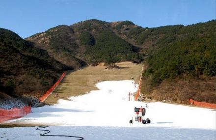 九宫山滑雪场