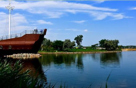 秦皇岛鸽子窝公园