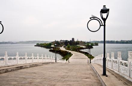 唐山南湖生态风景区