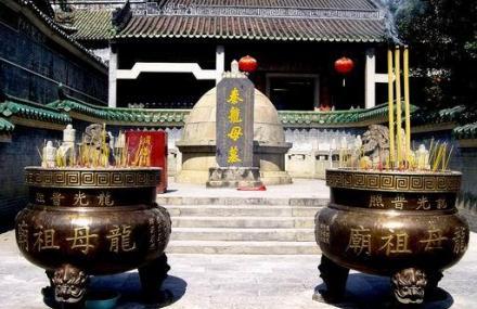 悦城龙母祖庙