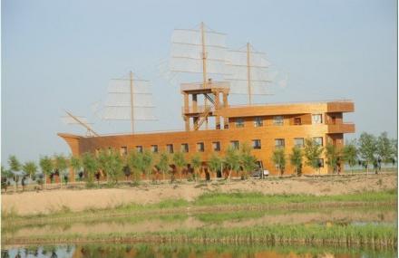 巴楚县红海湾景区