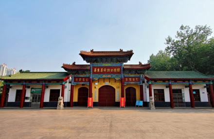 华东革命烈士陵园
