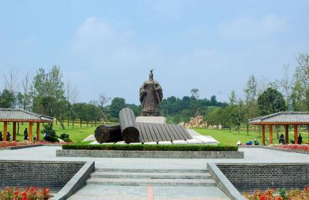 汉文化景区