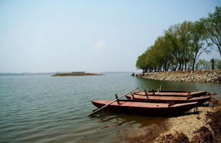 财湖风景区