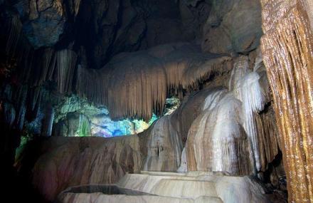 隐水洞地质公园