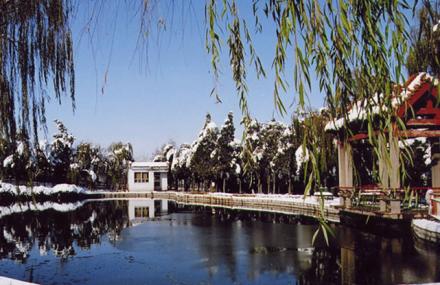 玉黛湖庄园