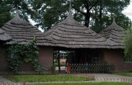 新乐遗址博物馆