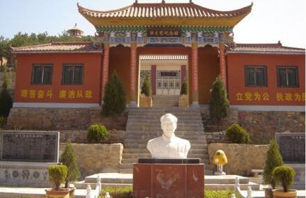 孙文龙纪念馆
