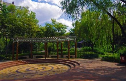 乌龙潭公园