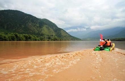 长江国际漂流基地