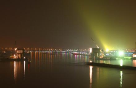 千里运河第一漂景区