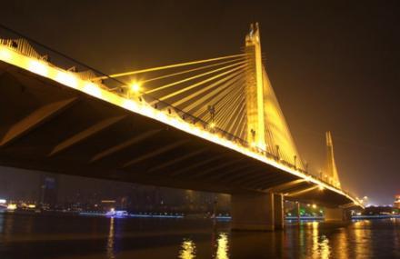 珠江夜游中大码头